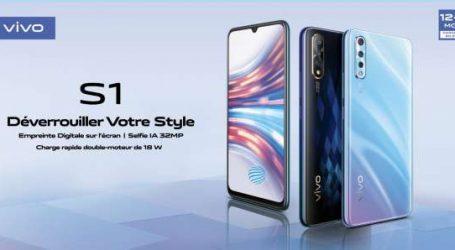 Vivo s'installe au Maroc et dévoile son smartphone Vivo S1