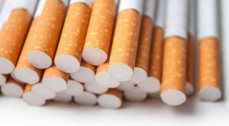 Cigarettes: la contrebande gagne du terrain en 2019, mais reste limitée
