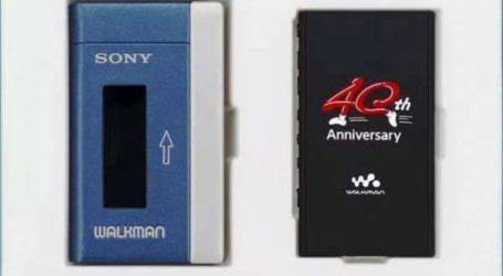 Sony fête les 40 ans du premier Walkman avec un modèle rétro