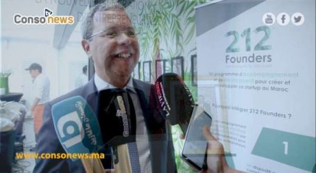 Jeunes entrepreneurs: CDG lance 212 Founders, un programme d'accompagnement