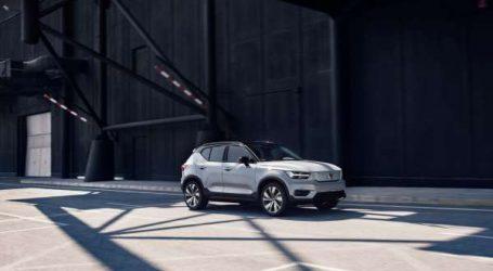 Volvo Cars dévoile son nouveau modèle électrique