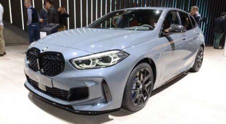 BMW lance sa dernière génération SERIE 1