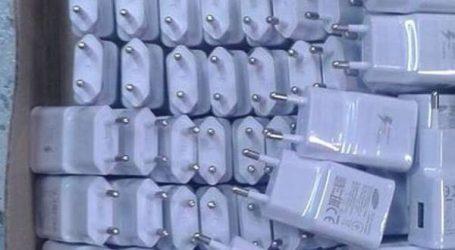 Gare aux faux chargeurs de téléphones !