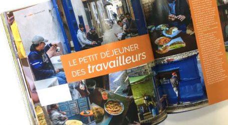 Cosumar sponsorise le premier livre dédié àu morocan street-food