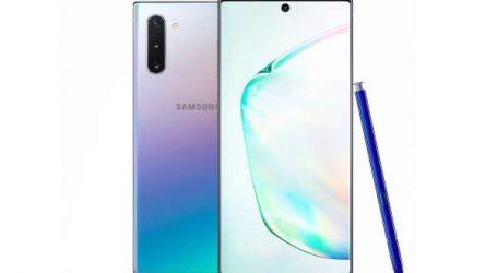 Samsung dévoile sa nouvelle gamme de Galaxy Note