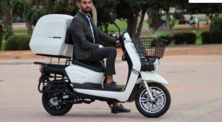 Takado lance E-Delivery … un nouveau scooter 100% électrique