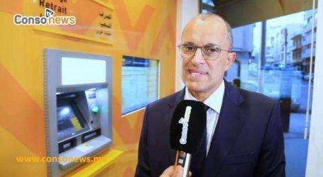 Attijariwafa Bank dévoile l'espace libre service d'Émile Zola, 2ème à Casablanca