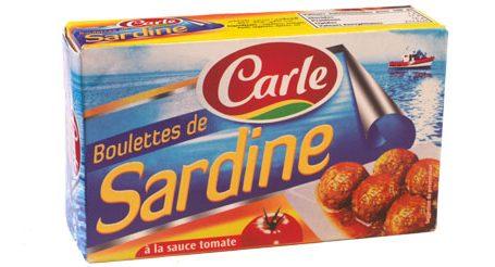 Alerte sur des sardines toxiques en boite de conserve !