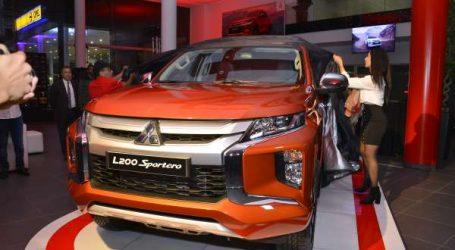 La 6ème génération de la Mitsubishi L200 mise sur le marché