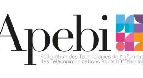 High Tech: APEBI adopte une nouvelle identité visuelle