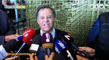Le lobbyiste Mehdi Qotbi fête le premier anniversaire du TGV