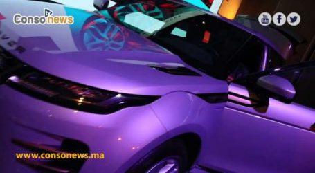 Range Rover: Smeia lance le nouvel Evoque au Maroc