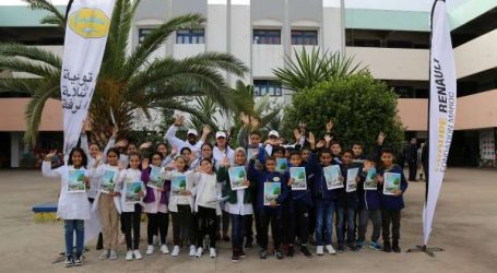 Renault renouvelle l'expérience de Tkayes School pour la 6ème fois
