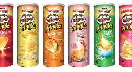 Chips Pringles, le cancer dans le pot !