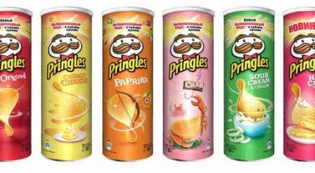 Chips Pringles, le cancer dans le pot!