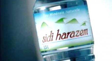 Eau en bouteille: des lots de la marque Sidi Harazem dangereusement contaminés