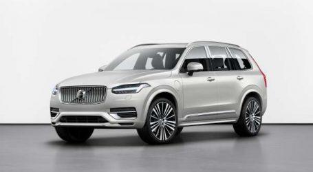 Le nouveau Volvo XC90 2019 débarque