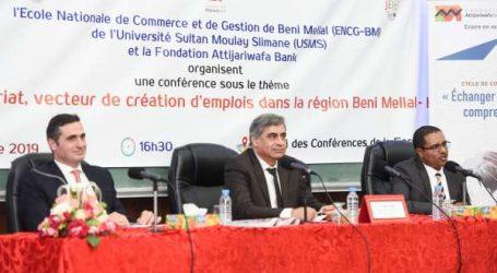 La fondation d'AWB s'intéresse à l'entrepreneuriat dans la région Beni-mellal Khénifra