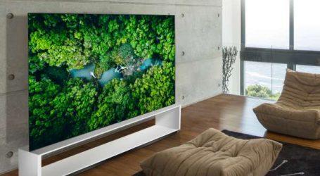 CES 2020: LG dévoilera de nouveaux modèles de téléviseurs 8k