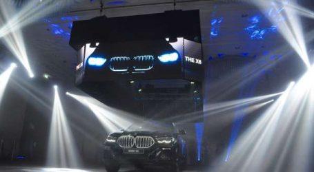 Voitures: la nouvelle BMW X6 lancée au Maroc (communiqué de presse)
