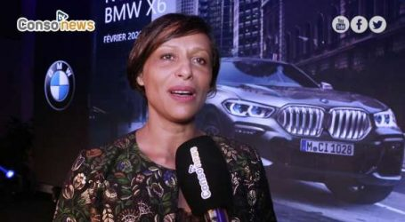 BMW lance la troisième génération du X6, un concentré de luxe et d'innovations