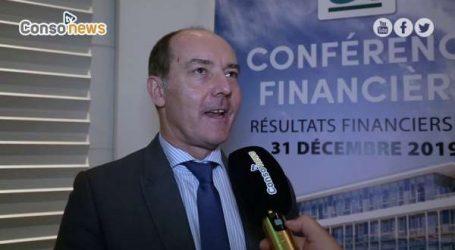 Résultats financiers 2019: le Crédit du Maroc satisfait de ses performances