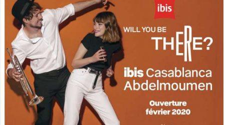 Hôtels: un 5éme Ibis à Casablanca sur le boulevard Abdelmoumen