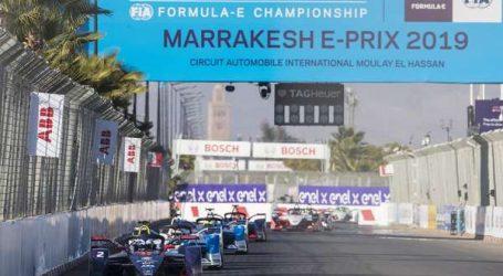 Course Automobile: la Formule E revient à Marrakech pour un nouveau tour