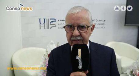معرض الكتاب: الدكتور بياض يقدم كتاب بوح الذاكرة وإشهاد الوثيقة لمبارك بودرقة خلال الدورة 26