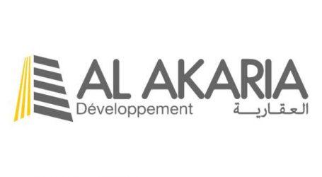FOND SPECIAL COVID-19 : Le groupe Al Akaria Développement contribue à hauteur de 1 Million de Dirhams
