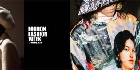 La Fashion Week de Londres se met au digital !