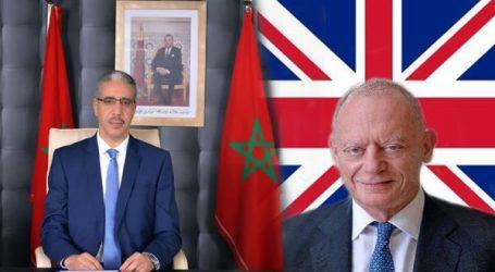 Energie: Renforcement du Partenariat entre le Maroc et le Royaume Uni (Communiqué de presse)