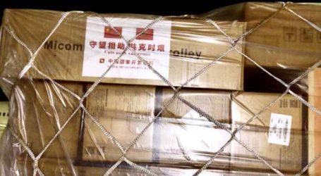 Covid19: la China Development Bank fait un don de matériel médical au Maroc