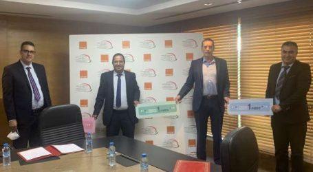 Orange signe un partenariat avec l'Association Nationale des Propriétaires des Cafés et Restaurants du Maroc