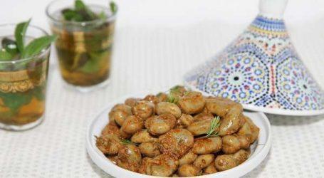 Recette du jour : Mengoub et fèves en purée