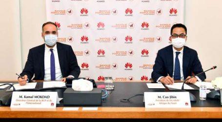 Le groupe BCP et HUAWEI accélèrent leur partenariat stratégique à l'échelle du continent