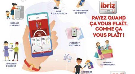 ibriz by CMI, la nouvelle solution de paiement mobile du CMI