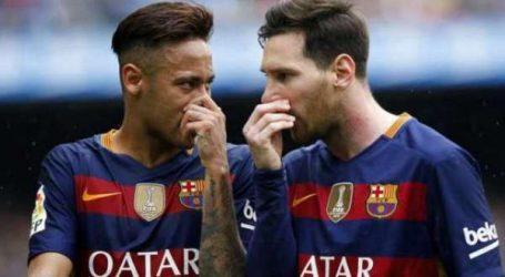 Foot Ball: les caprices climatiques de Sir Messi!