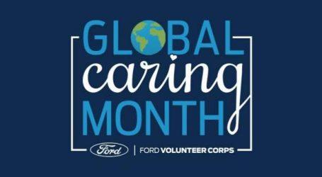 Le programme Global Caring Month de Ford encourage les « Actes de gentillesse » et invite les employés à reconnaître le travail d'associations engagées durant la pandémie