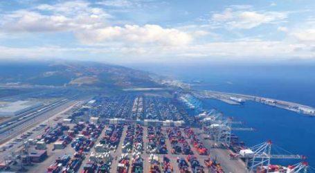 Tanger Med : 35ème port à conteneurs au monde en 2019