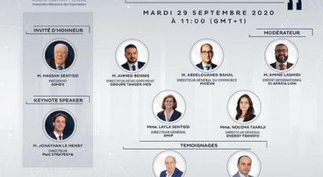 Tanger Med Talk – les nouvelles orientations des chaînes de valeur : défis et opportunités pour les exportateurs marocains