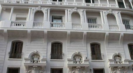 Casablanca: un coup de peinture programmé pour le Centre Ville historique
