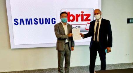 Paiement mobile : CMI s'allie à Samsung