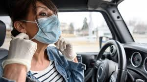Port du masque: L'obligation ne s'applique pas aux conducteurs des véhicules personnels