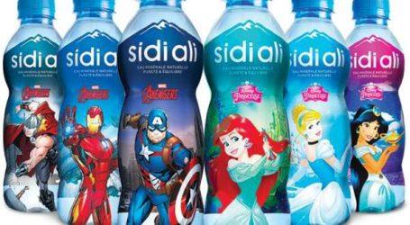 Sidi Ali s'allie à Disney© pour promouvoir l'importance de l'hydratation des enfants
