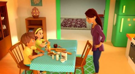 «Lina & Adam» : La nouvelle série animée 3D réalisée au Maroc