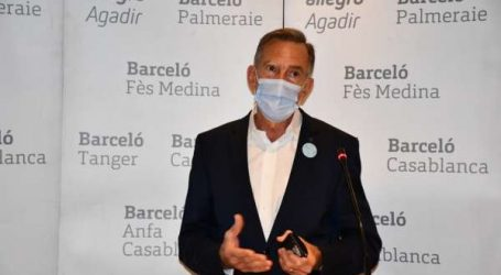 Barcelo Anfa Casablanca, reprend ses activités et organise son premier Afterwork post-covid !