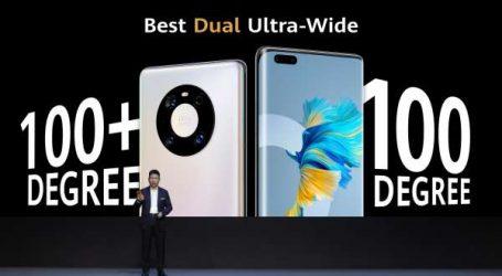 Huawei dévoile la gamme Mate !