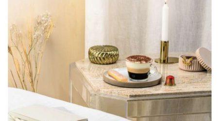 Nespresso profite des fêtes de fin d'année pour vous accueillir dans sa casa Nespresso