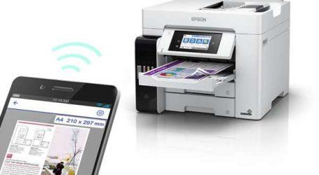Epson lance une solution d'impression pour les employés travaillant à domicile